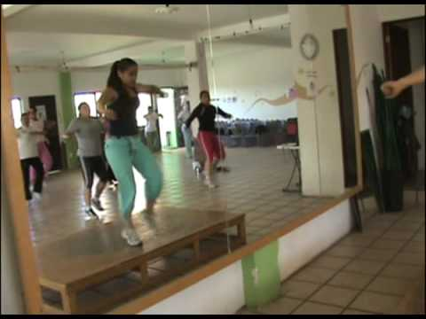 Zumba con Diana Merengue 10 minutos Sharon Zumba