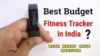 Boltt Fitness Tracker ( Beat HR ) in INDIA | Unboxing & Review | Hindi