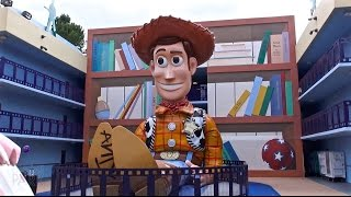 Disney's All Star Movies Resort 2015 Tour and Overview | Walt Disney World