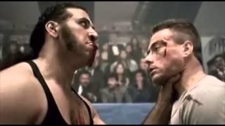Van Damme - Lion Heart Final Fight at High Speed