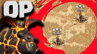 THIS OP TH9 ATTACK STRATEGY 3 STARS EVERY CLAN WAR 2017 | Clash of Clans