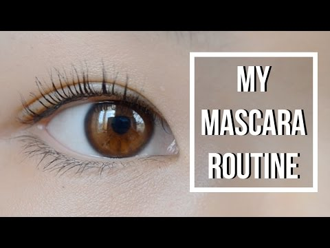 Xxx Mp4 MASCARA ROUTINE FOR STRAIGHT ASIAN LASHES TUTORIAL 3gp Sex