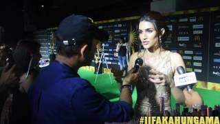 Kriti Sanon Gets CANDID About Her Performance At IIFA & 'Raabta' | Bareilly Ki Barfi | IIFA New York