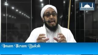 Relationship of Logic With Islam - Imam Ikram Buksh