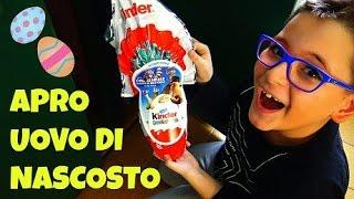 APRO L' UOVO DI PASQUA DI NASCOSTO! - Leo Toys