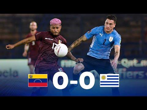 Eliminatorias Sudamericanas Venezuela vs Uruguay Fecha 8