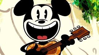 Ku'u Lei Melody | A Mickey Mouse Cartoon | Disney Shorts