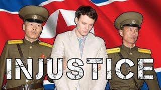 North Korea Checks Otto Warmbier