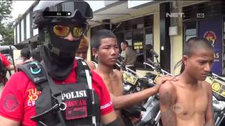 Tim Jaguar Tak Kenal Lelah Untuk Menertibkan Jalanan Demi Masyarakat Yang Nyaman - 86