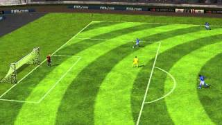FIFA 14 Android - Botev Plovdiv VS Sheffield Utd