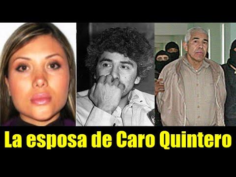 Diana Espinoza esposa de Caro Quintero
