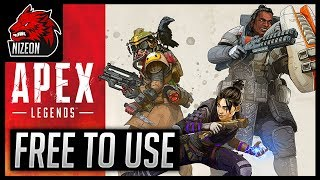 FREE TO USE APEX LEGENDS GAMEPLAY DOWNLOAD (YOUTUBE BACKGROUND GAMEPLAY) NO COPYRIGHT
