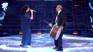 نجمة ستاراك 10 التونسية غادة الجريدي تكرّم الفنانة سميرة توفيق وانبهار شرارة بادائها
