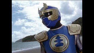 "Power Rangers Ninja Storm - Power Rangers vs Mr. Ratwell | Episode 20 ""I Love Lothor"""