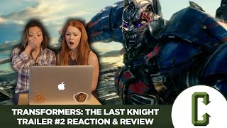 Transformers: The Last Knight Trailer #2 Reaction & Review