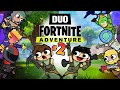 Download Video Download DUO FORTNITE ADVENTURE #2 (Animation) 3GP MP4 FLV