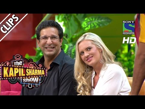 Xxx Mp4 Wasim Jispar Marte Hain The Kapil Sharma Show Episode 4 1st May 2016 3gp Sex