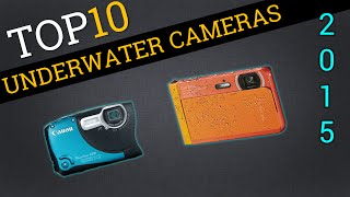 Top 10 Waterproof Cameras 2015 | Best Underwater Camera Review