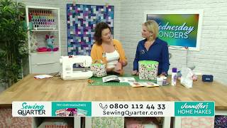 Sewing Quarter - Wednesday Wonders - 9th August 2017
