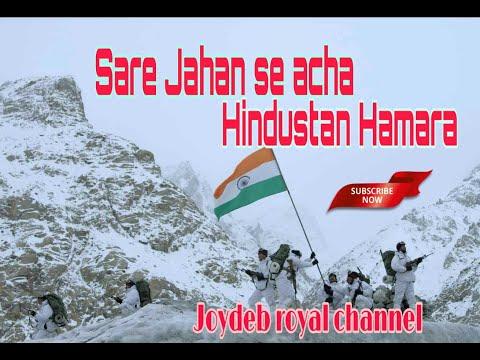 Xxx Mp4 Sare Jahan Se Acha Hindustan Hamara 🇮🇳 3gp Sex