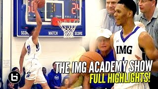 Trevon Duval & IMG Academy CRUSH The Competition! Emmitt Williams & Silvio De Sousa SHOWTIME!