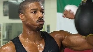 Michael B. Jordan Gets KNOCKED OUT For Real Filming Creed