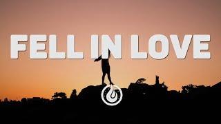 Folded Dragons & Willim - Fell In Love (ft. Alina Renae) [Lyrics Video] ♪