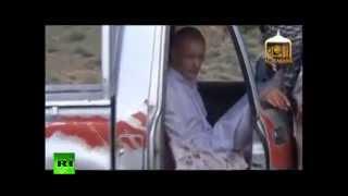 Taliban video of Bowe Bergdahl prisoner exchange
