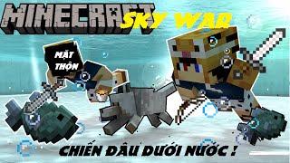 Minecraft Skywars #7 : Bị chiếm đoạt skin (Tigerr) - sv.mine-mnf.com
