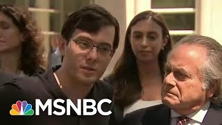 Jury Convicts Martin Shkreli On Three Counts of Securities Fraud | MSNBC