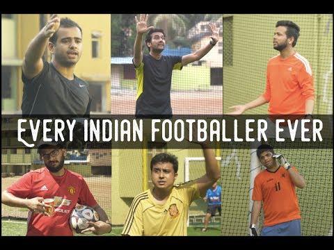 Xxx Mp4 EIC Minis Every Indian Footballer Ever 3gp Sex