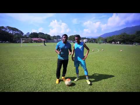 Recreating Faiz Subri's Puskas Award wondergoal