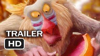 The Lion King Reborn - 2017 Movie Trailer Parody