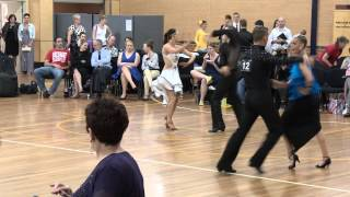 2014 Riverina Dance Challenge - Adult Youth C Grade Latin