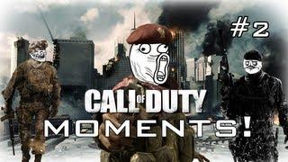 EPIC FREESTYLE RAP! - COD Moments! - #2