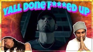 Slim Shady Is Back! | Eminem - Fall REACTION