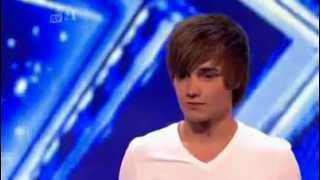 One direction audition The x Factor 2010