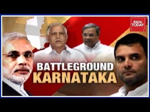 Xxx Mp4 Battleground Karnataka Congress BJP Prestige Battle In State 3gp Sex