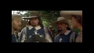 The Three Musketeers mashup