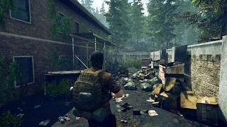 Lost Region - Pre-Alpha Gameplay