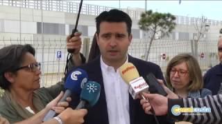 El PSOE  vuelve a pedir los accesos al Chare