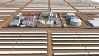 Ingeteam participate in the Delingha Solar Thermal Power Plant