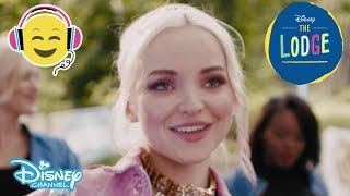 The Lodge | Dove Cameron - Step Up Song 🎶 | Official Disney Channel UK