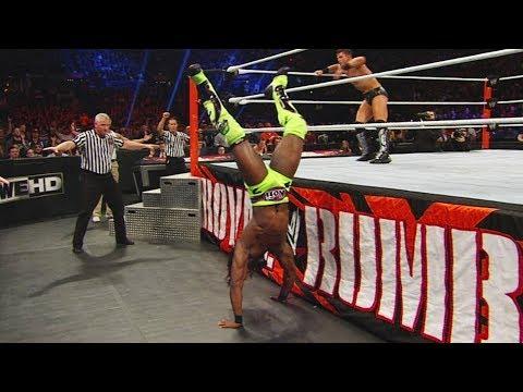 Kofi Kingston s miraculous Royal Rumble Match saves