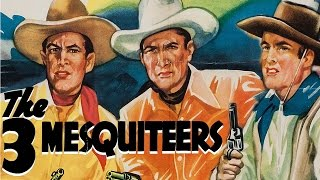 Roarin' Lead (1936) THE THREE MESQUITEERS
