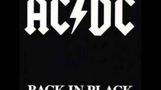 AC/DC - You Shook Me All Night Long (Back In Black)