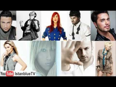 Türkçe Pop Müzik Mix   Turkish Pop Music (Remix)