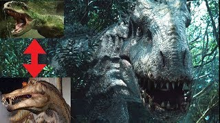 Which Carnivore Could Take Down The I-Rex?   Jurassic World Hybrid