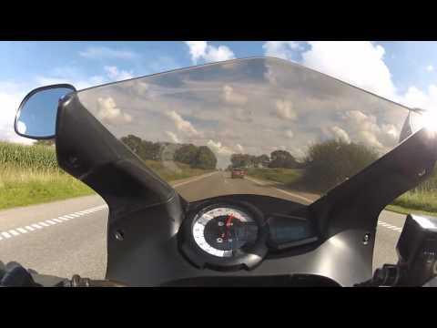 Daelim Roadwin 125 R Top Speed Tries