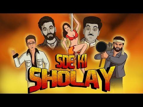 Xxx Mp4 SHOLAY Spoof Shudh Desi Classics 3gp Sex
